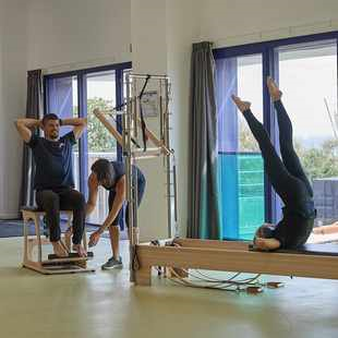 Pilates Machines
