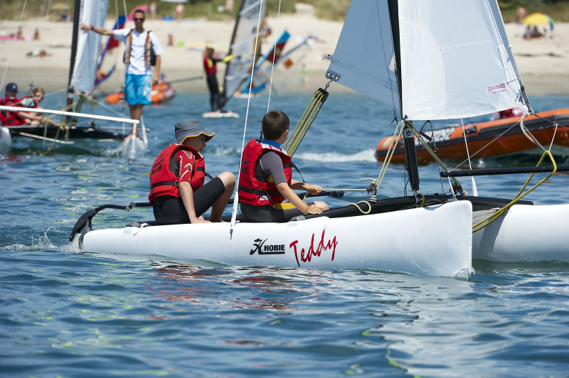 Session Catamaran 12-14 ans