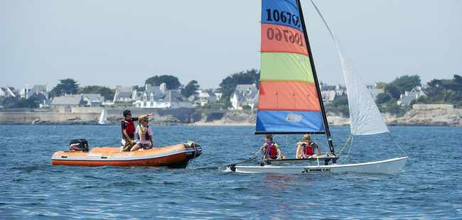 Stage catamaran 10-12 ans