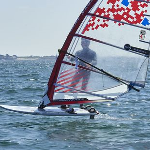 Coaching windfoil